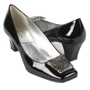 Tahari Evelyn Patent Leather Pumps - TA-EVELYN SHOES