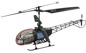 Remote Control Helicopters - Dragonfly Helicopter Lama
