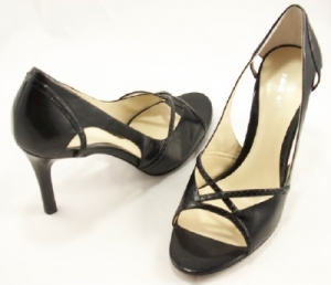 Nine West High Heel Shoes | Leather Pumps | NWRAZZ