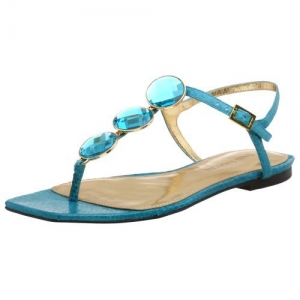 Enzo Angiolini Thong Sandals - Gladiator Sandals - Once