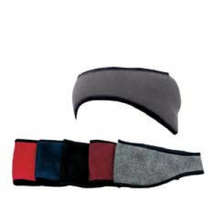 Fleece Headband - Elastic Head Band - Earmuff