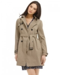Jane Post Downtown Trench Coat - Women's Coat