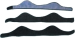 Fleece Headband with Velcro