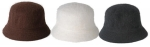 Women's Angora Bucket Hat – Bucket Hats