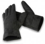Men's Suede Gloves | Leather Winter Glove