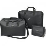 Three Piece American Tourister Travel Luggage Suitcase