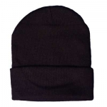 Solid Color Beanie Ski Hats | Winter Knit Hats