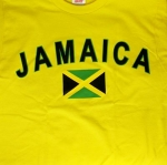 Jamaican Flag T-Shirt - Jamaica Shirt