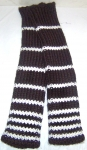 Women's Crochet Knit Legwarmer - Thick Leg Warmers