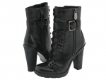 GUESS by Marciano Leather Boots - Lace-Up Boots - Guess Maeve