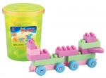 Building Blocks for Kids | 168 Piece Set