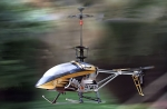 Syma S006 Shark 3 Channel Remote Control Helicopter