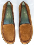 Women's Liz Claiborne Sandals - Flex Suede Shoes - Weekend